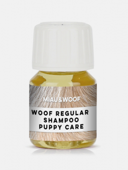 Woof Shampoo Regular Puppy Care