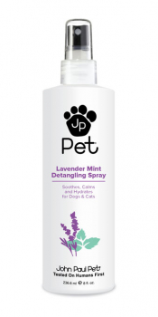 John Paul Pet Lavender Mint Detangling Spray