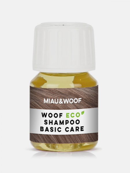 Miau & Woof Woof Shampoo Eco Basic Care